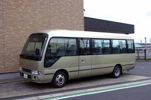マイクロバス(29人乗り)